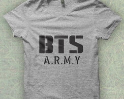 "Camiseta ""BTS ARMY"""