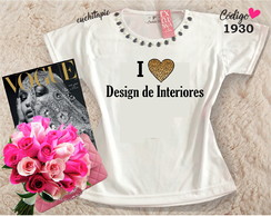Baby look Customizada - Design de Interiores