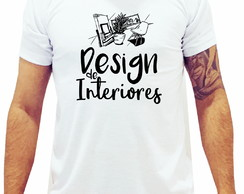 Camiseta - Design de Interiores