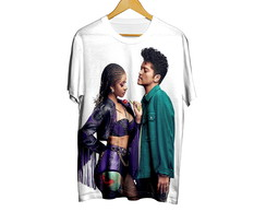3295d9373 Camiseta Latino Gang - Cardi B no Elo7