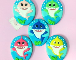 Biscoito Decorado | Baby Shark