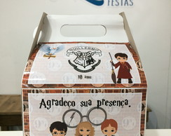 KIT FESTA ESCOLAR HARRY POTTER