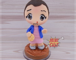 Mini Toy Chibi Eleven (Onze) - Stranger Things