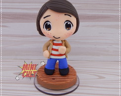Mini Toy Chibi Mike - Stranger Things