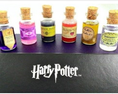 Kit com 6 poções Harry Potter