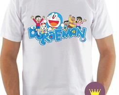 Camiseta Doraemon Anime