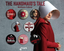 Bottons The Handmaid's Tale 3,8cm