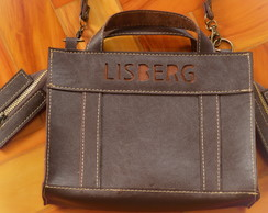 Mini Classic Bag Marron