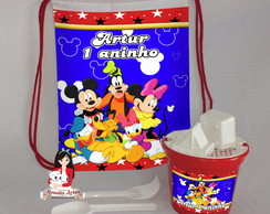 Kit verão TURMA DO MICKEY