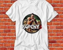 CAMISETA - FAR CRY 3