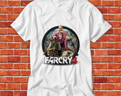 CAMISETA - FAR CRY 4