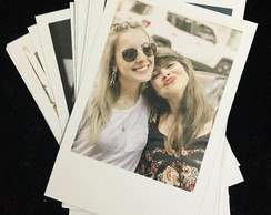 Kit 100 polaroids - Modelo 3