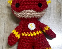 Toy Art The Flash (eng) | Geeky crochet patterns, Art toy ... | 194x244