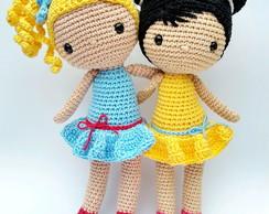 Amigurumi amigurumi crotuh doll part2 – Amigurumi Patterns | 194x244