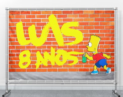 Barth Simpsons Painel