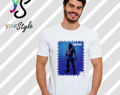 Camiseta Game Fortnite Skin