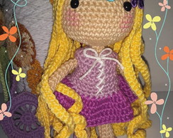Make belle for b and rapunzel for maxie #dollhairdiy | Disney ... | 194x244