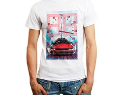 Camiseta Back To The Future De Volta Para O Futuro Barato