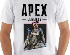 Camiseta Camisa APEX Legends - LIfeLine