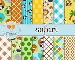 Papel Digital - Safari I