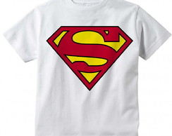 Camiseta Infantil Superman