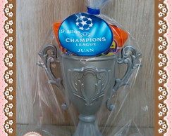 Mini Troféu Prata Champions League