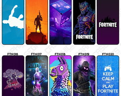 Capa Celular Fortnite Game Online Battle Royale Epic Games