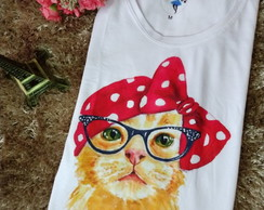 T-SHIRT: STYLE CAT