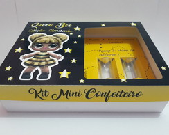 Kit Mini Confeiteiro LoL Queen Bee