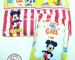 Kit Dental Luxo - Circo do Mickey