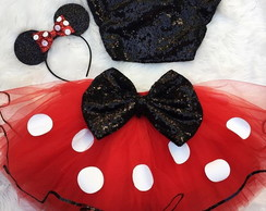 Conjunto Smash the Cake Minnie
