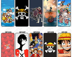Capa Celular One Piece Anime Luffy Zoro Pirata Personalizado