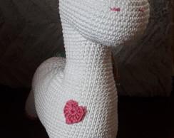 Amigurumi Unicórnio Jolly Em Crochê – Material e Receita | Bigtudo  Artesanato | 194x244