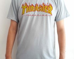 Camiseta Thrasher Flame Skateboard