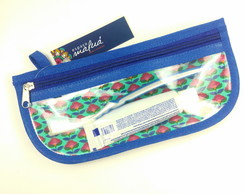 Kit Higiene Dental Floral Lis