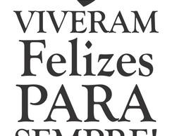 Adesivo Decorativo De Parede Frases As Pessoas Mais Felizes