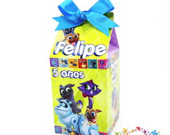 Caixa Milk Puppy Dog Pals