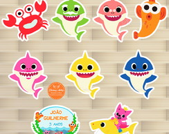 Toppers COM haste - Baby Shark