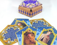 Caixa Sapo Harry Potter + card
