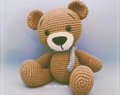 Cool Free Amigurumi Teddy Bear Pattern for 2020 in 2020 | Teddy ... | 194x244