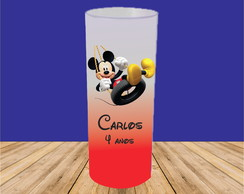 COPO LONG DRINK MICKEY JATEADO DEGRADÊ