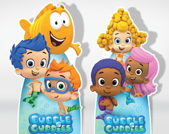 Totem de Chão Bubble Guppies