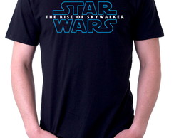 Camiseta Star Wars IX The Rise of Sky Walker