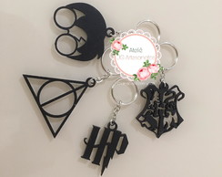 Chaveiro Harry Potter