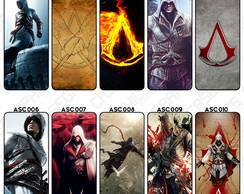 Capa Celular Assassins Creed Animus Ezio Firenze Desmond