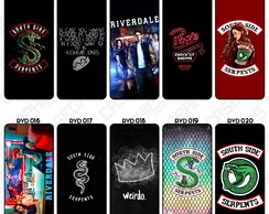 Capa Celular Riverdale Jughead South Side Serpents Capinha