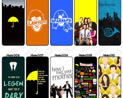 Capa Celular How I Met Your Mother Guarda Chuva Amarelo Ted