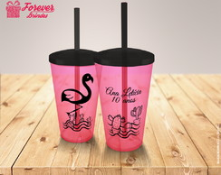COPOS TWISTER FLAMINGO