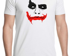 Camiseta do Coringa - Moda geek