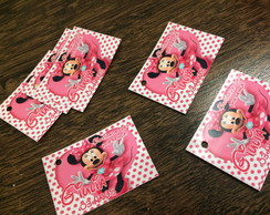 Tag Minnie Personalizada